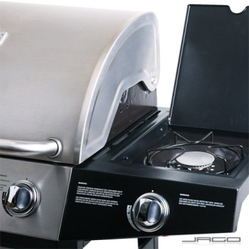 preiswerter BBQ Gasgrill mit Grill Temperaturanzeige