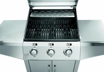 Jamie Oliver Gasgrill Home Test : Profi cook gasgrill brenner test grill testbericht