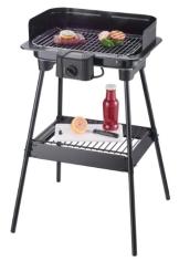 Severin PG 8523 Barbecue-Elektrogrill schwarz - 1