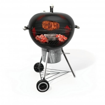 weber master touch holzkohlegrill getestet grill testbericht. Black Bedroom Furniture Sets. Home Design Ideas