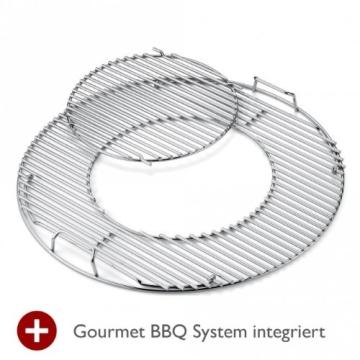 Weber Master-Touch Holzkohlegrill getestet