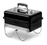 Weber 1131004 Go-Anywhere Kohle Grill - 1