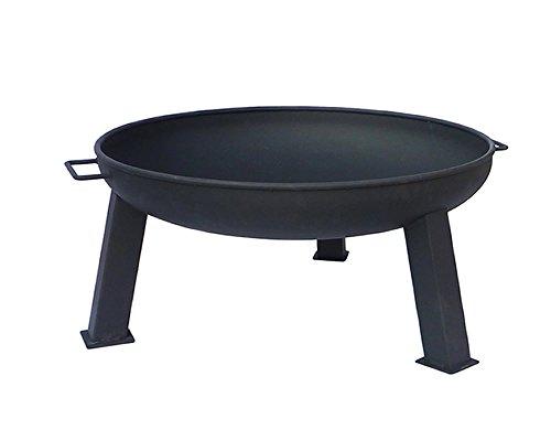 Design feuerschale 83 cm aus stahl grill testbericht - Grille barbecue 80 cm ...